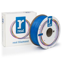 Real PETG 1.75mm / 1kg Blauw
