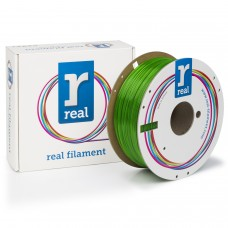 Real PETG 1.75mm / 1kg Groen