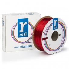 Real PETG 1.75mm / 1kg Translucent Red