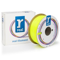 Real PETG 1.75mm / 1kg Fluorescent Yellow