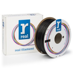 Real PLA 1.75mm / 1Kg Black