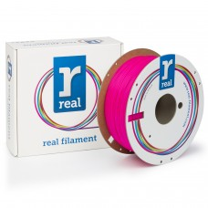 Real PLA 1.75mm / 1Kg Fluorescent Pink