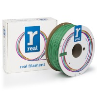 Real PLA 1.75mm / 1Kg Green