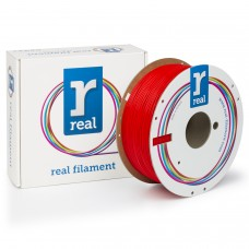 Real PLA 1.75mm / 1Kg Red