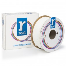 Real PLA 1.75mm / 1Kg Wit