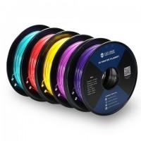 Sainsmart TPU 3D printing filament 1.75mm (Cyberpunk colors)