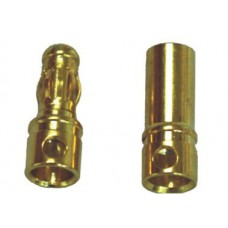 Bullet connector 3.5mm