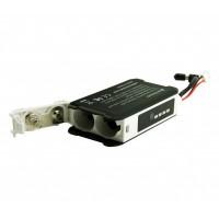 Fat Shark 18650 batterijhouder met indicator