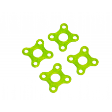 Motor softmounts for 16x16 screw pattern