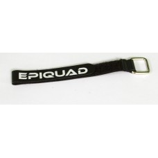 Battery strap EpiQuad 220x14mm with metal bucle anti slip