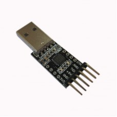 USB to serial RS232 converter