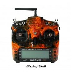 FrSky Taranis X9D Special edition Blazing Skull