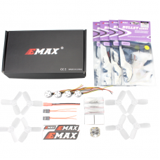 Emax FC+ 1104-5250KV brusshless power system