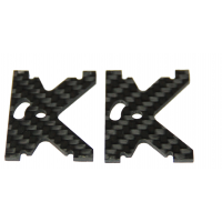 EpiQuad 180/210 carbon FPV cam mountingplates