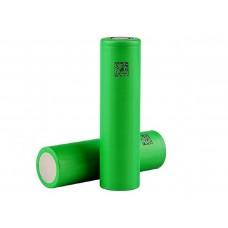 2 Stuks lithium cel 18650 voor Fatshark