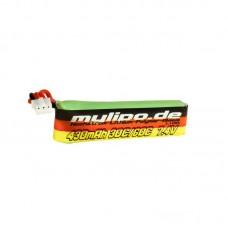 MyLipo 430mAh 2S 30C