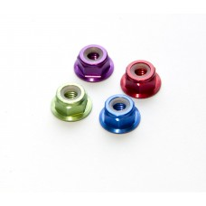 Prop locknut aluminum 5mm