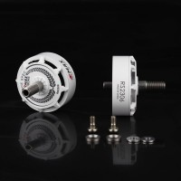 Emax RS2306-2400KV Wit motor bell set