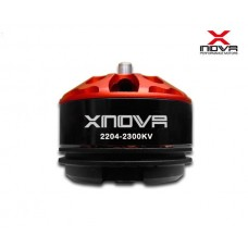 Refurbished Xnova RM 2206-2300KV set of 4