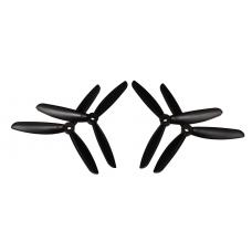 Gemfan 5x4,5x3 propeller Nylon/Glasvezel