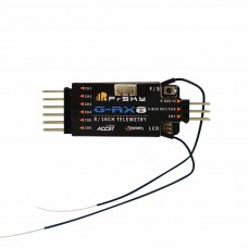 FrSky G-RX8 Receiver for gliders