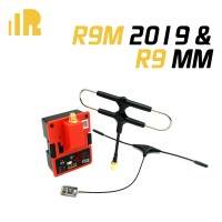 FrSky R9M2019 transmitter + R9MM receiver