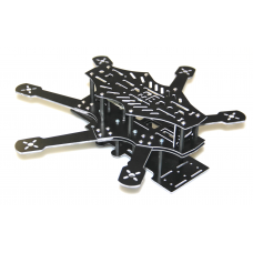 QE Hex Spider FPV Glasvezel