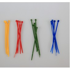 Zip ties 98 x 2,5 mm, 100 pieces